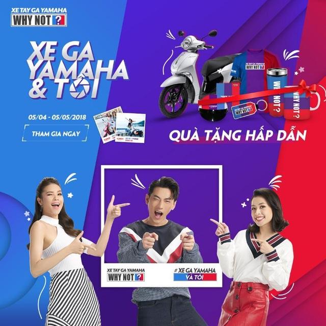 Phạm Hương, Isaac và Chi Pu cũng trở thành đại sứ cho cuộc thi