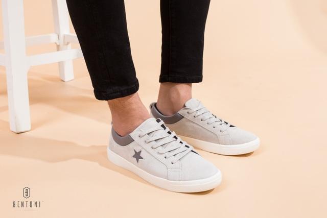 Star Suede Sneaker sale chỉ còn 599K (giá gốc700K)