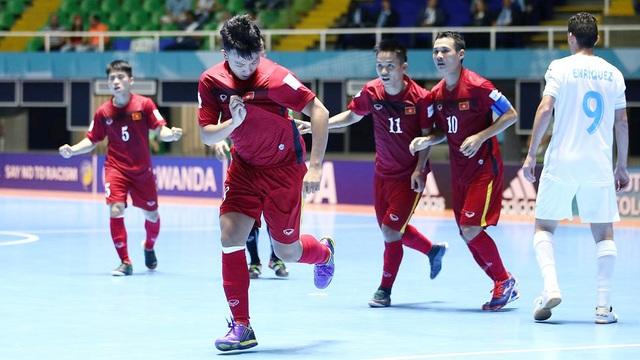 Chiến thắng trước Guatemala là chiến thắng đầu tiên của bóng đá Việt Nam tại một VCK World Cup