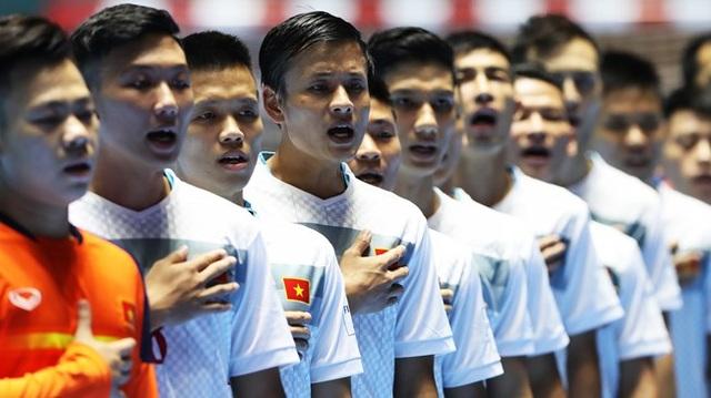 Đội tuyển futsal Việt Nam mất cơ hội tham dự giải vô địch Đông Nam Á 2016