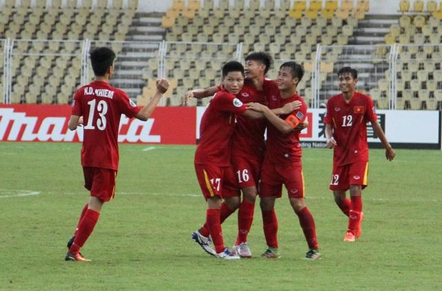 Nếu vượt qua Iran, đoàn quân của HLV Đinh Thế Nam sẽ lấy vé dự VCK World Cup U17 vào năm sau