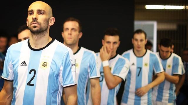 Argentina đầy khát khao bước lên vị trí cao nhất của làng futsal thế giới
