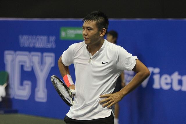 Quần vợt Việt Nam không còn tay vợt nào hiện diện tại giải Việt Nam mở rộng, sau vòng tứ kết