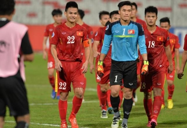 U19 Việt Nam hiên ngang vào tứ kết gặp Bahrain