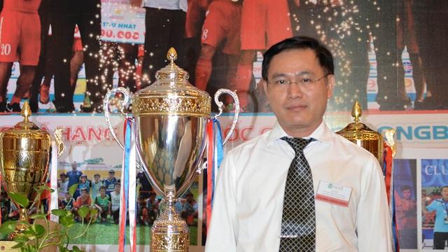 Ông Trần Anh Tú (ảnh: Quang Thắng)