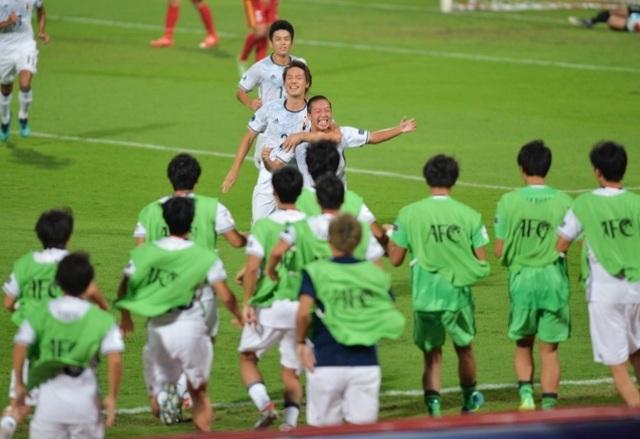 Nhật Bản dù là nền bóng đá số 1 châu Á, nhưng họ chưa bao giờ vô địch lứa U19