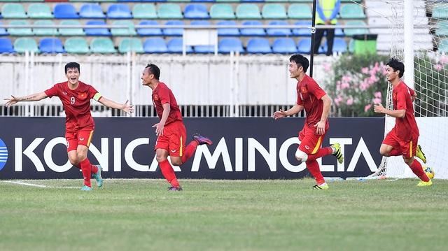 Đội tuyển Việt Nam đang đạt phong độ cao