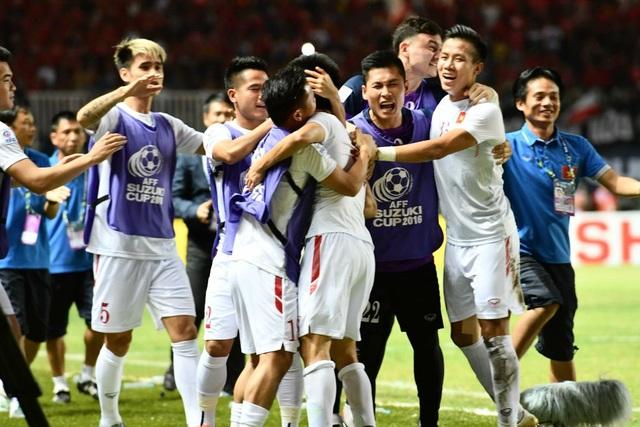 Đội tuyển Việt Nam đã rút ra nhiều bài học sau trận bán kết lượt đi?