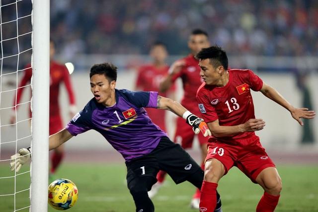 Đội tuyển Việt Nam chưa tạo được sự an tâm về mặt chuyên môn (ảnh: Gia Hưng)