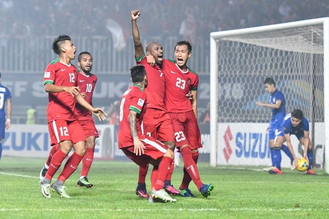 Indonesia là đội ghi bàn đều nhất AFF Cup 2016