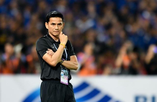 Ngay cả khi bị dẫn trước ở trận lượt đi, HLV Kiatisuk của Thái Lan cũng vẫn chọn lối chơi rất từ tốn cho đội mình ở lượt về
