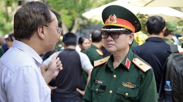 Thiếu tướng, nhạc sĩ Đức Trịnh