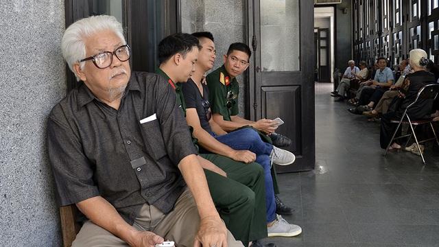 Nghệ sĩ Đức Trung thương tiếc trước sự ra đi của nhạc sĩ Nguyễn Đức Toàn.