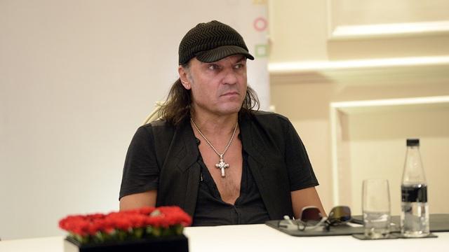 Ban nhạc rock huyền thoại Scorpions xuất hiện tại Hà Nội - 9