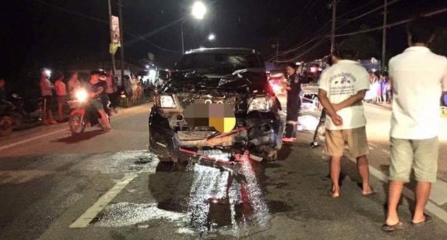 Tại nạn ở Lào, 2 người Việt tử vong - 1