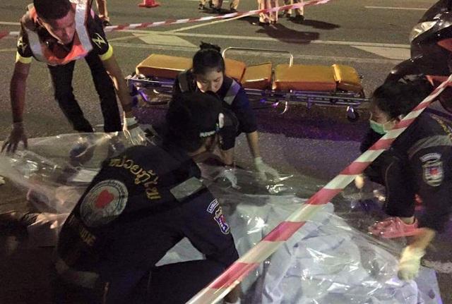 Tại nạn ở Lào, 2 người Việt tử vong - 3