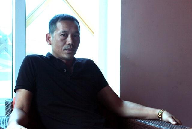 Tân HLV trưởng SLNA, Nguyễn Đức Thắng (Ảnh: L.G).