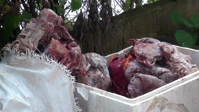 Ngày 10/8, lực lượng CSGT CA huyện Nghĩa Đàn tuần tra phát hiện bà Phan Thị Linh, trú tại xóm Chợ xã Nghĩa Hội, Nghĩa Đàn tổ chức giết mổ trâu không rõ nguồn gốc và đang bán thịt cho người dân.