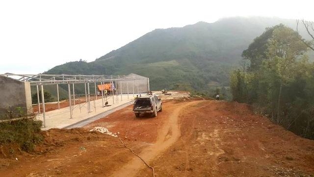 Dự kiến điểm trường mới Pà Khốm sẽ khánh thành vào cuối tháng 11/2016.