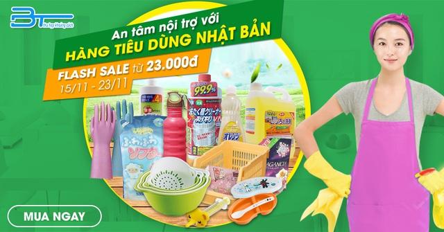 Có thể mua hàng Nhật chính hãng ngay tại Việt Nam - 2