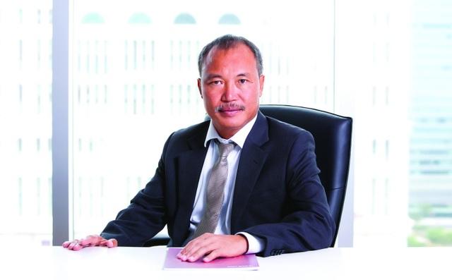Ông Nguyễn Xuân Quang, Chủ tịch Hội đồng quản trị NLG
