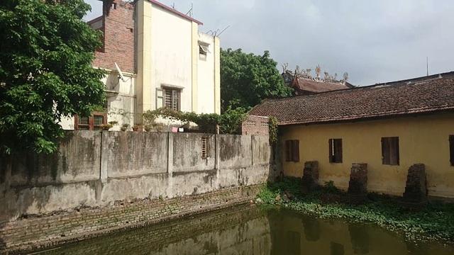 Căn nhà của ông Đinh Quang Vinh hiện tại.