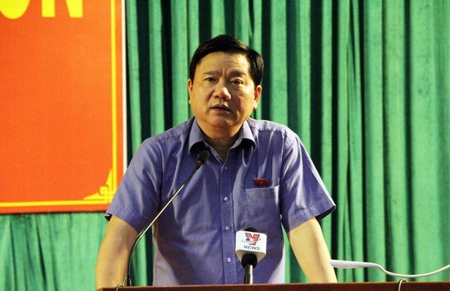 Bí thư Thành ủy TPHCM Đinh La Thăng cho biết một số công trình hạ tầng giao thông và chống ngập cần có vốn và thời gian triển khai