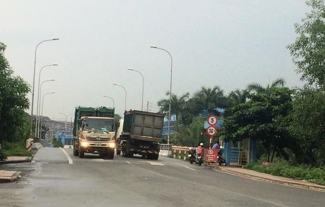 Xe vận chuyển rác sẽ được lắp đặt thiết bị giám sát hành trình