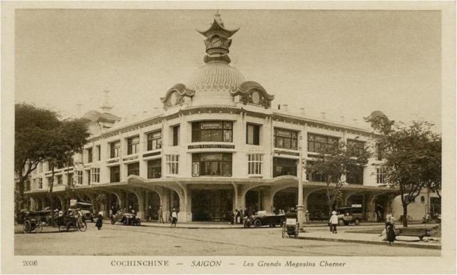 Thương xá Tax được xây dựng năm 1922 (ảnh tư liệu)