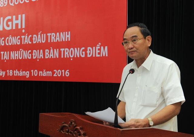 Thứ trưởng Bộ Tài chính Nguyễn Hữu Chí