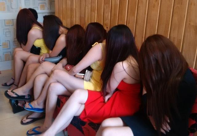 Hoạt động mại dâm ở TP đang gia tăng và biến tướng dưới nhiều hình thức (ảnh Đình Thảo)