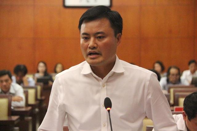 Giám đốc Sở GTVT TPHCM Bùi Xuân Cường