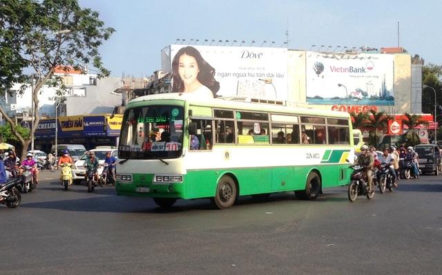Sản lượng hành khách đi xe buýt giảm 3 năm liên tiếp mặc dù được trợ giá hàng ngàn tỷ đồng mỗi năm