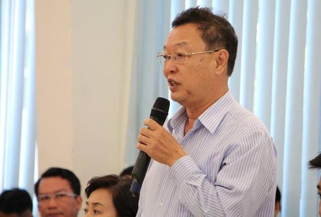 Phó Tổng giám đốc SAMCO Lê Văn Pha (ảnh N.C)