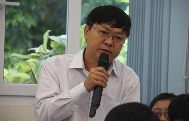 Giám đốc Cảng vụ Hàng không miền Nam Trần Doãn Mậu