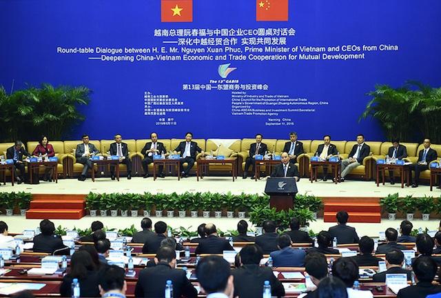 Thủ tướng nói với CEO Trung Quốc: Hãy đưa công nghệ tiến bộ vào Việt Nam - 1