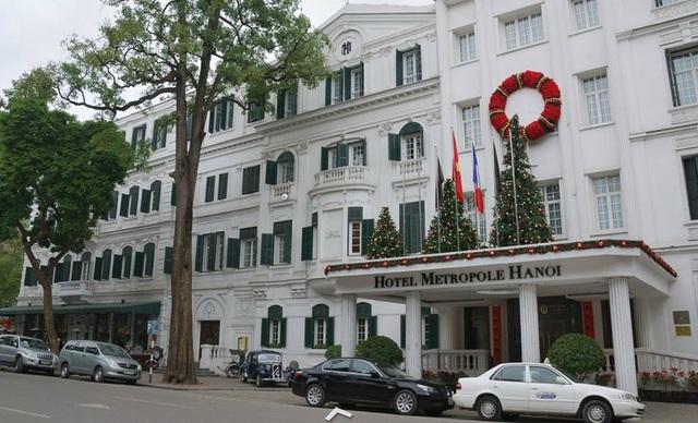 Nằm ngay tại vùng đất vàng của thủ đô Hà Nội, khách sạn có từ thời Pháp thuộc với 365 phòng này được giới đầu tư ho là tài sản hấp dẫn.