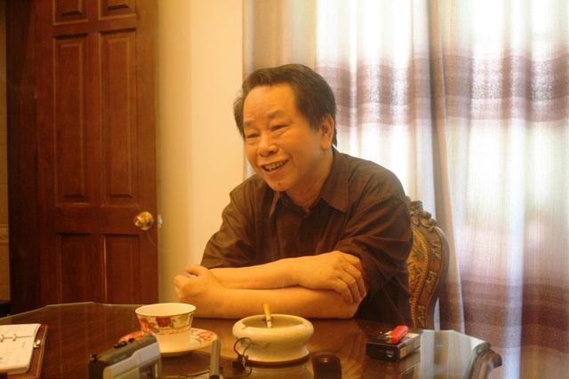 Chuyên gia Nguyễn Trần Bạt.