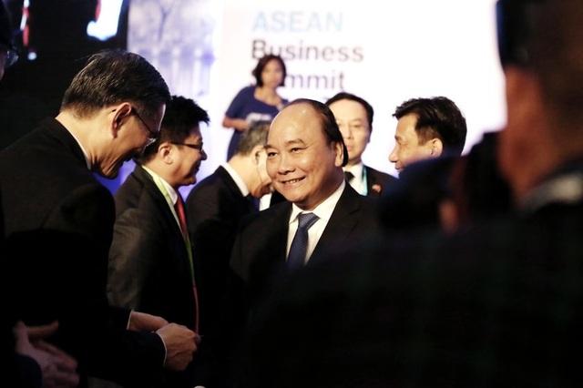 Trước đó, phát biểu khai mạc tại Hội nghị, Thủ tướng Nguyễn Xuân Phúc cũng nhắc tới lo ngại chủ nghĩa bảo hộ đang có nguy cơ quay trở lại.