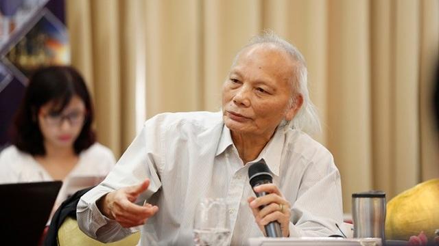 GS.TSKH Nguyễn Mại, Chủ tịch Hiệp hội Doanh nghiệp đầu tư nước ngoài (VAFIE).