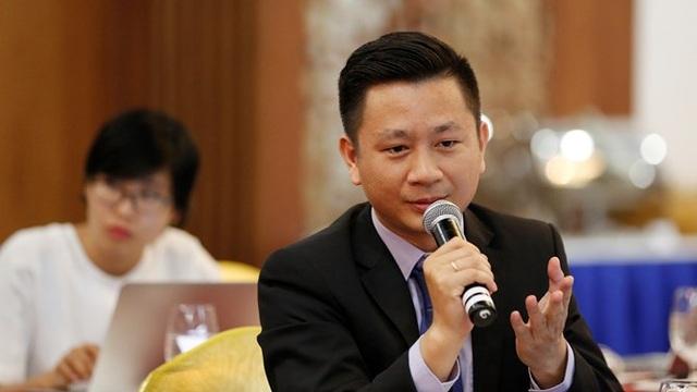 Ông Nguyễn Đức Hùng Linh - Giám đốc Phân tích và Tư vấn đầu tư khách hàng cá nhân Công ty chứng khoán SSI.