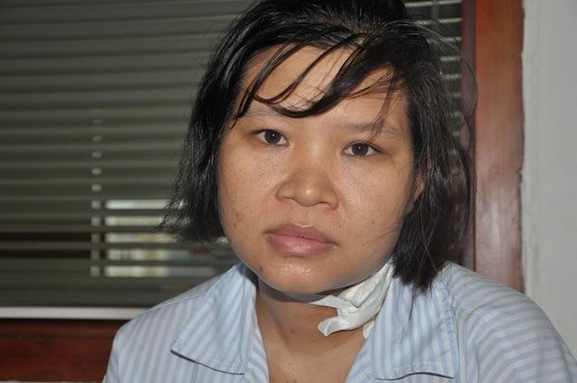 Bất ngờ phát hiện ung thư máu khi đang mang thai được 26 tuần khiến chị Hảo phải nhập viện.