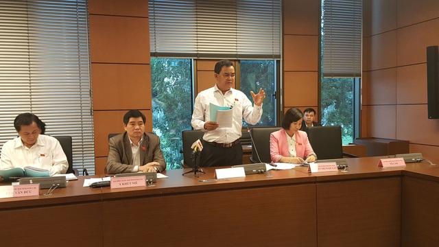 Đại biểu Y Biêr Niê - Chủ tịch HĐND tỉnh Đắk Lắk (Ảnh: Thế Kha)
