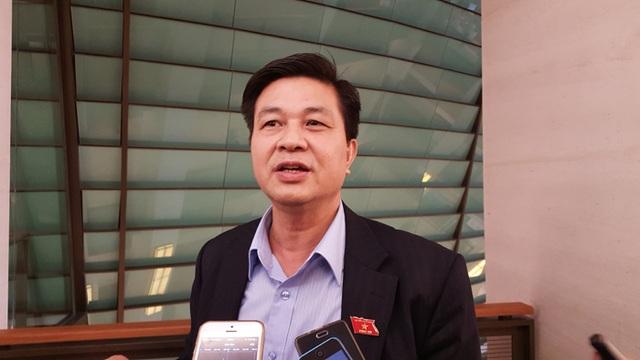 Đại biểu Quốc hội Đỗ Ngọc Thịnh-Chủ tịch Liên đoàn Luật sư Việt Nam (Ảnh: Thế Kha).