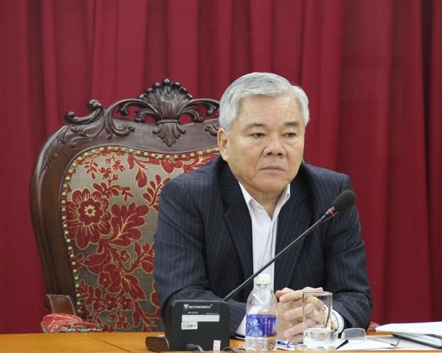Tổng Thanh tra Chính phủ Phan Văn Sáu (Ảnh: TTCP)