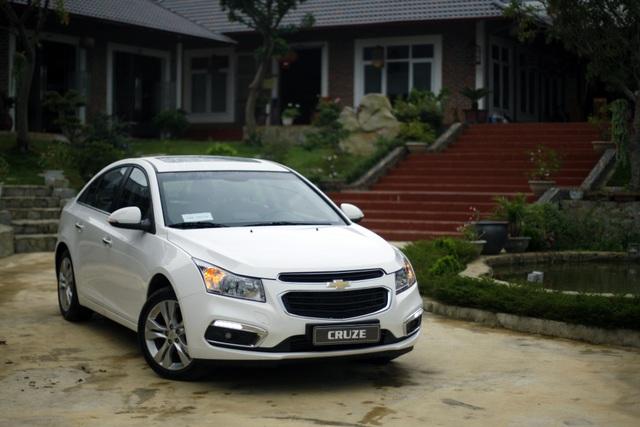 Chevrolet Cruze - Cú hích của GM - 3