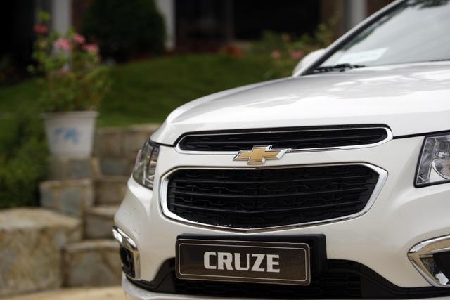 Chevrolet Cruze - Cú hích của GM - 5