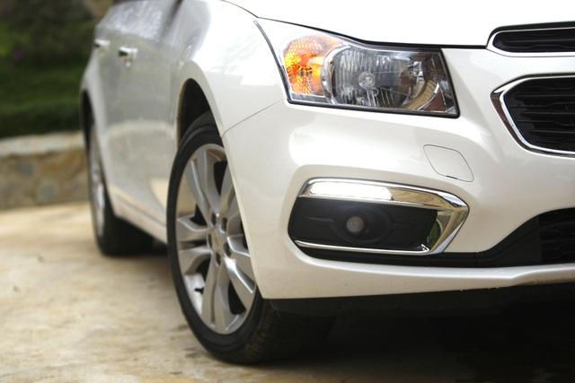Chevrolet Cruze - Cú hích của GM - 7