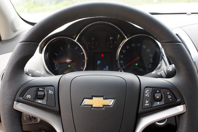 Chevrolet Cruze - Cú hích của GM - 11
