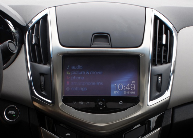Chevrolet Cruze - Cú hích của GM - 13